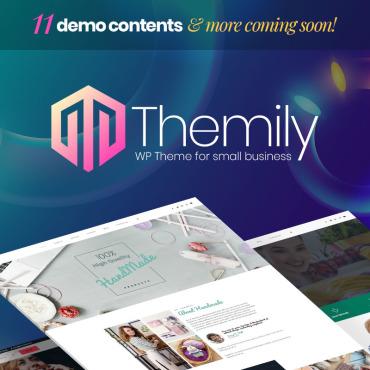 Купить  пофессиональные WordPress темы. Купить шаблон #99498 и создать сайт.