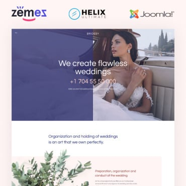 Купить  пофессиональные Joomla шаблоны. Купить шаблон #99501 и создать сайт.