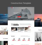 Архитектура, строительство. Шаблон сайта 99866