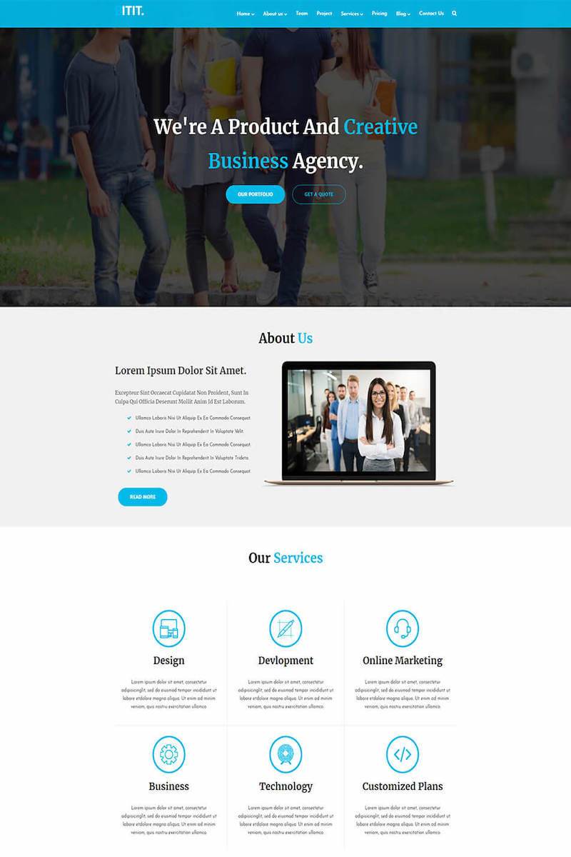 BITIT- Creative Business Agency №99863