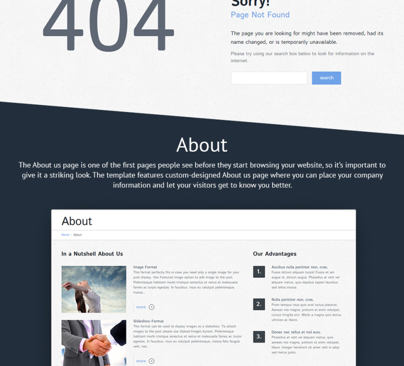 Life Coach Responsive WordPress Theme - Features Image 28