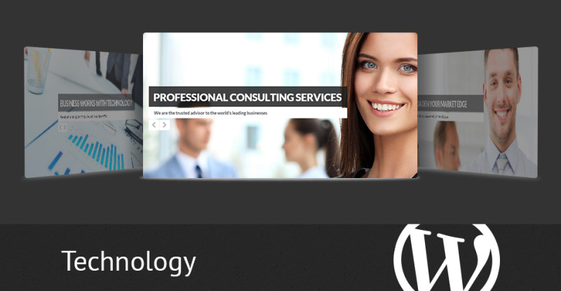 Consulting Co WordPress Theme - Features Image 4
