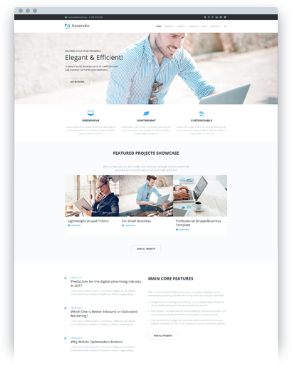 drupal themes to buy