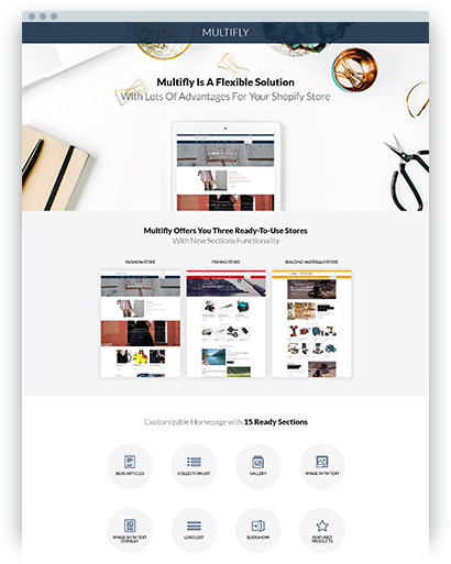 Shopify themes templatemonster for Free shopify templates