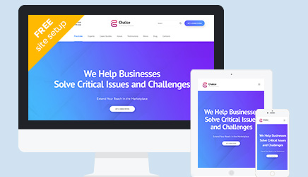 Business services templates templatemonster consulting company wajeb Gallery