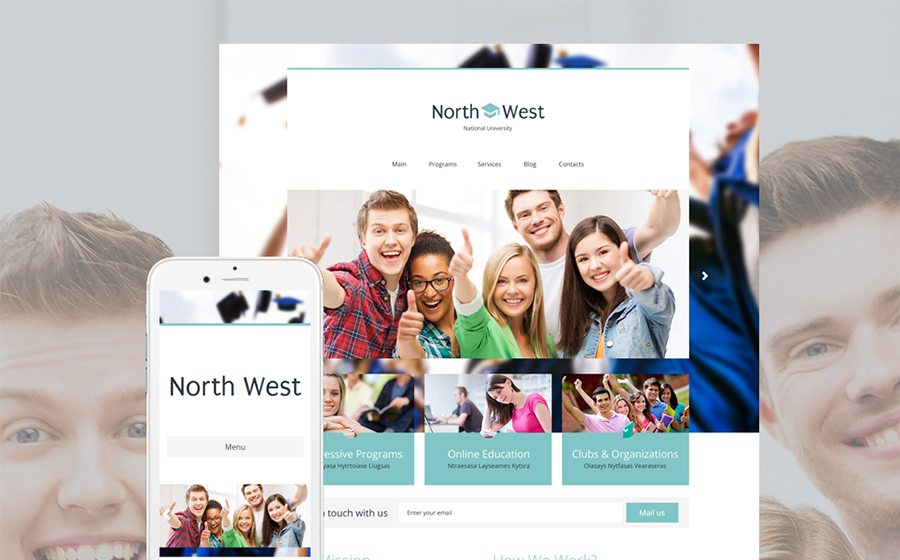 TOP 50 Best School and Training WordPress Themes 2019