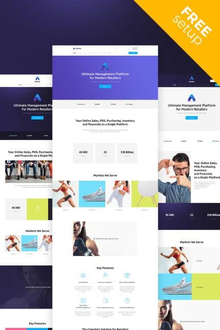 14 weblium ready made websites powered by templatemonster com