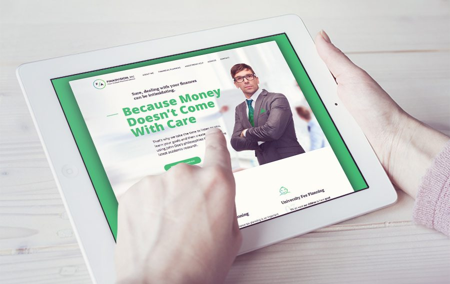 Financial Advisor WordPress Theme Review