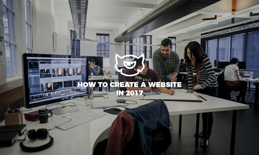 How to Create a Website in 2018 [Ultimate Guide]