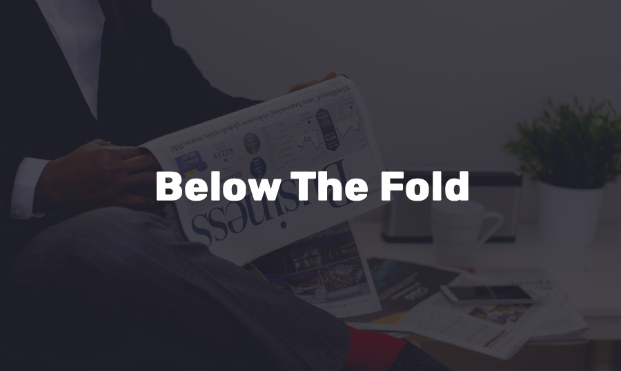 Going Below the Fold: How Do You Make Your Homepage Better?