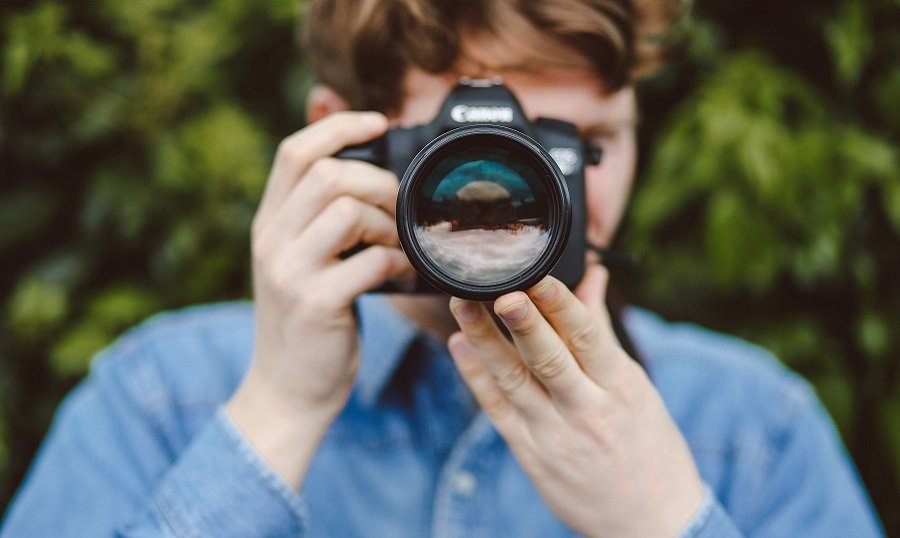 Photography School Marathon from TemplateMonster