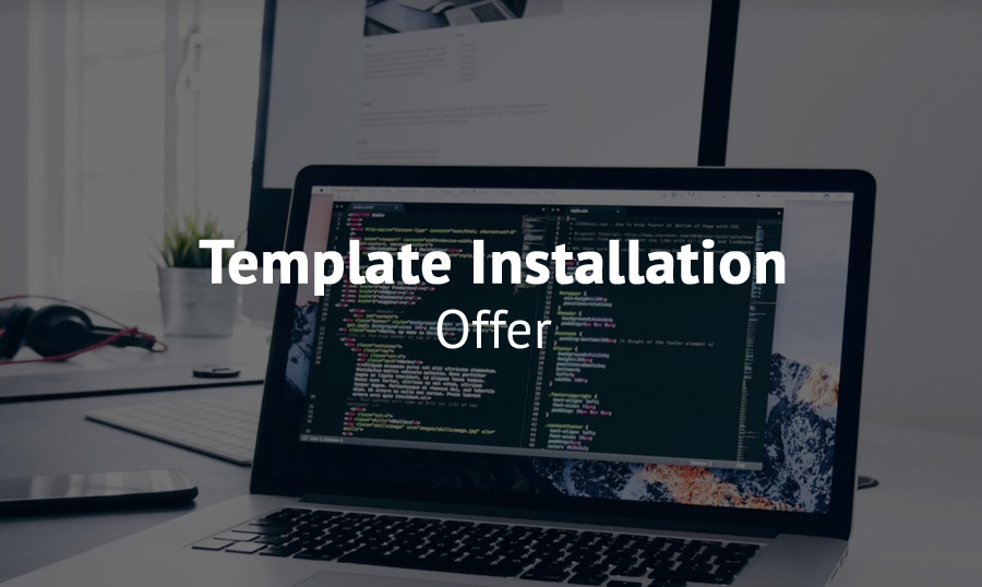 TM Service Center Installs Website Templates in 3 Hours ONLY